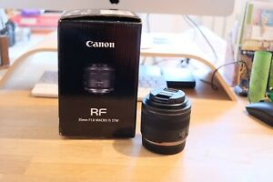 CANON RF 35MM 1,8 MACRO IS STM - OTTIMO STATO