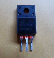 FGPF4633  —  330 V PDP Trench IGBT   NEW  MOSFET