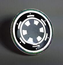 """Star Wars Imperial Cog Logo 1.25"""" Enamel Pin- Free S&H (Dmpi-Cog)"""