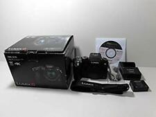 Panasonic LUMIX Mirrorless SLR DMC-G7-K Body 1600MP EC++  condition F/S used