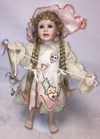 GABRIELLE - The Hamilton Collection - Porcelain Doll by Beverly Parker - 1994