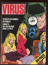 REVUE VIRUS N°3. Avril 1981.