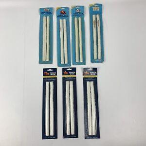 (7) TIKI TORCH WICK ONE - 2 PACK Fiberglass Replacement Tiki Torch Brand NEW