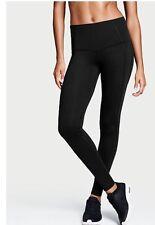 Victoria's Secret VSX Sport Knockout Tight Pants Leggings Black XS X-small NEW
