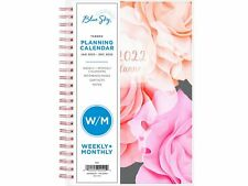 Blue Sky 2022 Joselyn 5 X 8 Weekly Amp Monthly Planner Multicolor 110396 22