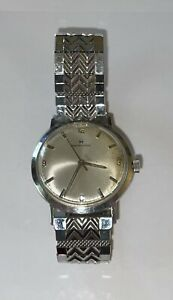 VINTAGE HAMILTON 17J STAINLESS STEEL 32.75MM MENS WATCH
