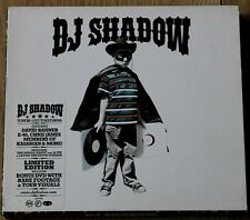 DJ Shadow - The Outsider (2006) Limited Edition - A Fine CD + DVD - Hip Hop