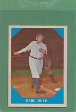 1962 Fleer Babe Ruth #3 HOF Card NM-MT PACK FRESH