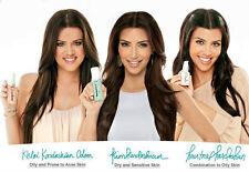 3Pk Perfect Skin Kardashian All Type Cleanser Toner Repair Protect Face 50ml 30m