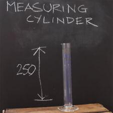 Measuring Cylinder, Borosilicate Glass, 250ml