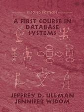 A First Course in Database Systems (2nd Edition)-ExLibrary