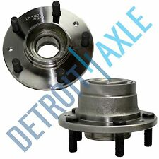 Set of (2) New REAR Complete Wheel Hub and Bearing Assembly for Mazda MPV