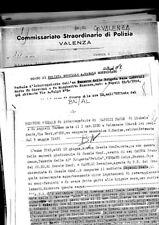 CD RSI BRIGATA NERA ATTILIO PRATO ALESSANDRIA CASALE VALENZA ATTI INCHIESTE