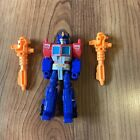 Vintage G1 Transformers Action Figure Action Masters Optimus Prime Small Lasers