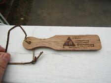 Indian Mountain  Whetstone hot Springs Arkansas knife Sharpening Stone hand wood