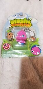 Moshi monsters keychain