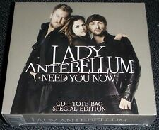 Lady Antebellum -  Need You Now  CD Special Edition   Box Set NEW