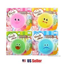 Pudding Monster in Candy Case Soft  Squishy Jelly Pudding Slime Toy(Random)
