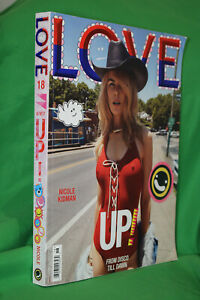 LOVE Magazine Issue 18 -  Nicole Kidman Cover