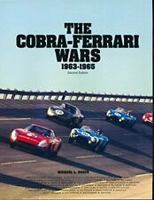 Cobra-Ferrari Wars 1963-1965 by Shoen, Michael L.