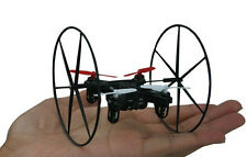 Mini Drone Rolling Spider Remote Control 2.4 GHz 4 Channel Gyroscope Helicopter