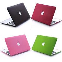 "New Quicksand Hard Matt Case Cover for Apple Macbook AIR 11""/ PRO 13 15 Retina"