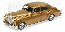 Bentley S2 1954 gold 1:18 Minichamps