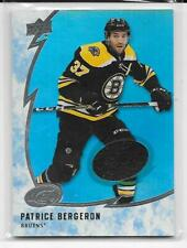 19-20 UPPER DECK ICE BASE JERSEY #15 PATRICE BERGERON BRUINS
