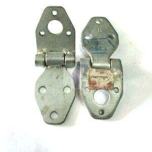 TOYOTA LAND CRUISER BJ / HJ / FJ BACK DOOR LOWER LEFT HINGE ASSY (68804-90A00)