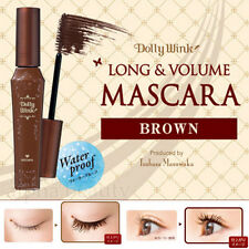 Koji Japan Dolly Wink Long & Volume Mascara Waterproof [Brown] by Tsubasa