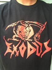 Exodus Thrash Bonded Sword EP Blood Metal Punk Shirt XLarge