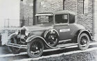 "12 By 18"" Black & White Picture 1928 1929 Ford Coupe buisness"