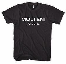 Eddy Merckx Molteni Arcore Tour De France Cycling T shirt