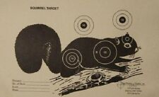 Squirrel targets - Small bore or BB squirrel targets. (100 in each pack)