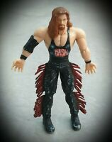 Rare Non Articulated Kevin Nash Action Figure Toy Biz 1999 WWE WWF Wrestling