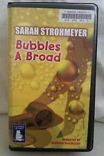 Bubbles A Broad: Sarah Strohmeyer: Unabridged Cassette Narr Barbara McCulloh
