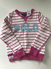 Ralph Lauren Polo Girls Jumper Size S ( 6-7yrs)