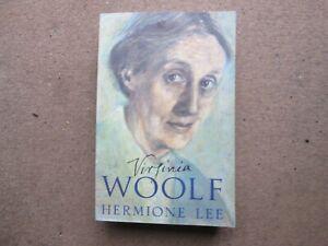 Virgina Woolf by Hermione Lee
