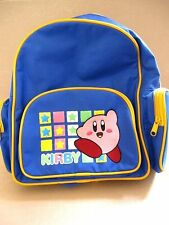 Kirby Nintendo TV Games Bell Bag Rucksack Japan Limited