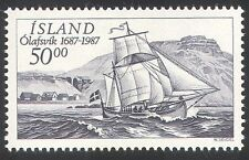 Iceland 1987 Boats/Ships/Sailing/Transport/Nautical/Trade/Commerce 1v (n34660)