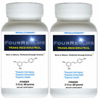 Resveratrol 1000 mg - PURE Anti Aging | 4 MTH Supply