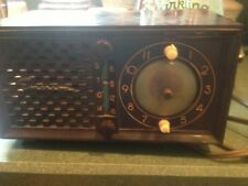 Vintage Emerson Am/Clock Radio,L@@K!