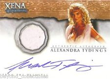 XENA - QUOTABLE AUTOGRAPH COSTUME CARD - APHRODITE - ALEXANDRA TYDINGS AC8