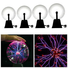 4 8 Zoll Plasma Licht Kristallkugel Kugel Lampe Beleuchtung