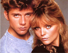 Michelle Pfeiffer Maxwell Caulfield Grease 8x10 photo T2558