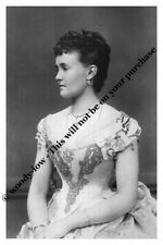mm784 - Prussian Princess Louise future Duchess of Connaught - Royalty photo