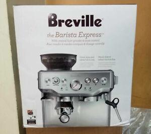 BES870XL Breville Barista Express Espresso Machine