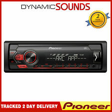 Pioneer Mvh-s220dab Mechaless con RDS Dab/dab USB Aux-in anteriore Controll