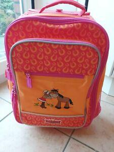 """Sigikid """"Pony Sue"""" Trolley Kindertrolley Kinderkoffer, 45 x 36 x 20 cm"""