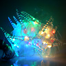 Solar Powered Dragonfly String Lights - 30 LED Multi Colored, 8 Modes